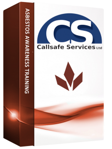 Callsafe Services asbestos awareness box