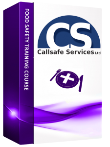 Callsafe Services food safety box