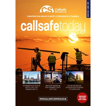 Callsafe Today – September